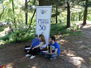 "An official event of ""30 Plays in 30 Years"""